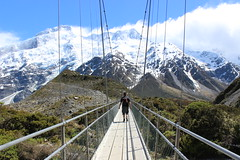 Hooker Valley Track / Mt Cook