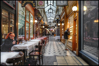Passage des Panoramas * Paris