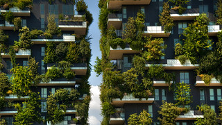 Milan - the vertical forest ( Explore )