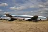 B707-358B N21037 as TF-AYF (shanairpic) Tags: jetairliner b707 boeing707 amarc davismonthan elal n21037 tfayf