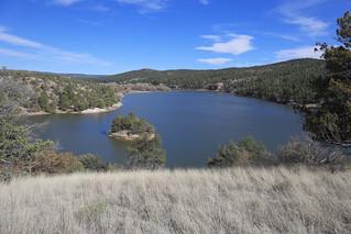 New Mexico - Lake Roberts
