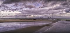 Mersey Gateway (Steve Samosa Photography) Tags: merseygateway mersey river runcornbridge runcorn widnes bridge sea reflection sky fiddlersferrry stevesamosaphotography drone aerial