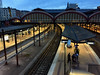 Central Station At Night (tmvissers) Tags: copenhagen kobenhavn central train station denmark june 2017 night platforms