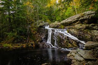 Fall ... fall! (Purgatory Falls)