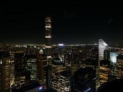 432 Park Avenue y Manhattan hacia el noreste desde el Top of The Rock. (Luis Pérez Contreras) Tags: viaje eeuu usa trip 2017 olympus m43 mzuiko omd em1 manhattan nyc newyork nuevayork estadosunidos 432 park avenue top the rock