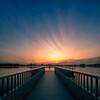 Alluring (Chye Guan, Tan) Tags: sunrise pandanreservior vertorama landscape singapore