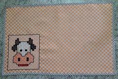 7 (AneloreSMaschke) Tags: bordado tecido xadrez artesanato handmade