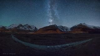 Star dewed peaks