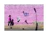 En Barranco en la tarde (David G. Ouellette) Tags: fujifilmx100s lima barranco peru