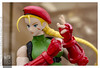 21B (manumasfotografo) Tags: shfiguarts bandai tamashiinations review actionfigure cammy streetfighter
