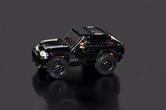 4X4 (Daniel V 75) Tags: car voiture lego ferrari porsche speed wallpaper base tuning star wars moc photo sport berline 4x4 luxe paysage art creation
