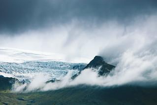 Skaftafell   Vatnajokull National Park