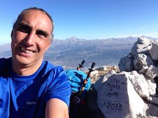 21/10/17 - Cima dei Monti di Bagno, 2073 m, Parco Naturale Regionale Sirente-Velino, Campo Felice (AQ)