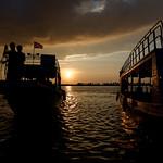Boats docking at Chong Kneas thumbnail