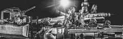 (D U B L) Tags: all female ywing crew star wars otc 2004 original trilogy collection cesi eirriss pilot helmet ladder doc ibtisam xwing rogue squadron porkins plourr ilo shira brie rebel legacy dorovio bold astromech droid r4g9 toy photography
