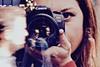 Street photography (Rosetta Bonatti (RosLol)) Tags: roslol rosettabonatti street streetphotography canon woman man people lifeinthecity madrid spain eye occhio camera pubblicità commercial reflections