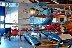 I-DISC   (MM56237) Caproni Ca.100 Idro [3752] Trento-Mattarello~I 18/07/2004 (raybarber2) Tags: 3752 7 abpic approachtodo biplane cn3752 flickr floatplane idisc italiancivil lidt mm56237 preserved single coded7