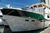 "Kroger 55 Expedition ""Olymyota"" (Infinity & Beyond Photography) Tags: kroger 55 expedition olymyota boat miami show marine vessel trawler motoryacht"