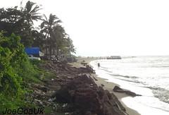 Miramar beach (joegoauk73) Tags: joegoauk goa rain clouds