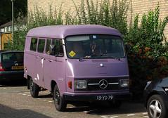 1975 Mercedes-Benz L 206 D 2.2 (rvandermaar) Tags: 1975 mercedesbenz l 206 d 22 mercedesbenzl206 mercedesl206 mercedes sidecode3 import 13yd79