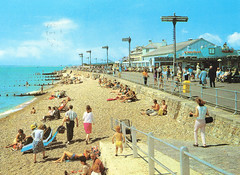 Bognor Regis Prior to 1973. And Two Scandals. (pepandtim) Tags: postcard old early nostalgia nostalgic beach esplanade theatre photo precision st ives huntingdon 29051973 1973 madley hereford portsmouth roger peggy 22051973 lord lambton resigned british government call girl scandal noble husband girls bed cannabis compromising photograph news world error judgement moment madness stress futility job vigorous gardening debauchery jellicoe leader house lords prostitution 56bea43 groyne