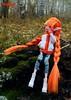 Lilly Lons (Honeysuckle Rauxys) Tags: elves monster high custom ooak doll forest fall autumn 16 rauxys