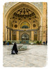 (GezenVizor) Tags: iranian tehran center bazaar emamzadehmosque walking
