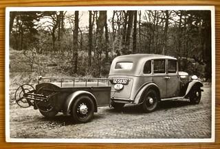 1936 AUSTIN Ten Sherborne 4-door Saloon