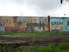 (gordon gekkoh) Tags: resq tom brrr oldcrow sebo bayou neworleans graffiti