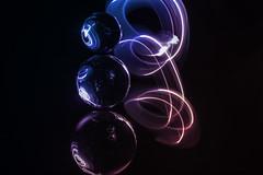 Lightpainting Crystalball (Martina Stoltz) Tags: light painting lightpainting ball crystal crystalball glas glaskugel lichtmalerei licht kreativ flickr instagram instagood instagramer nikon d7200 tamron