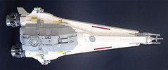 Classic Space Ship (Librarian-Bot) Tags: lego moc space ship spaceship