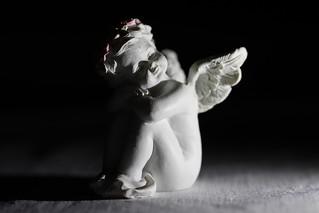 An angel's light