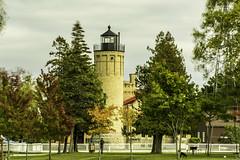 Mackinac Point lighthouse (TAC.Photography) Tags: light house lighthouse mackinac michigan