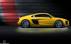 Audi R8 V10 Plus (adilkhan09) Tags: audi r8 v10 plus adils photography adil khan supercar exotic sports supersports yellow hypercar hyderabad india garage luxury race stock dark night photo automotive moto rs5 auditt rs7 rs3 sportback convertible coupe