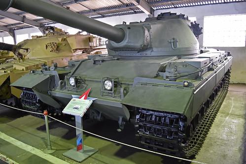 Conqueror Mk.2  – Kubinka Tank Museum