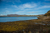 Late weak Autumn sun over Bunassen Bay, Isle of Mull (Geordie_Snapper) Tags: ardmeanachrange autumn bearraichmountain canon5d3 eorabusvillage landscape mull september