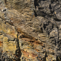 Rock face (Tim Ravenscroft) Tags: rock texture colour blueridge mountain northcarolina hasselblad hasselbladx1d x1d