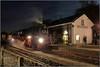 VSM 52 8139 - Beekbergen. (Jonathan Blokzijl) Tags: vsm stoomtrein steamtrain lieren apeldoorn wilddiner beekbergen depot nachtopname nacht night nightshot longexposure
