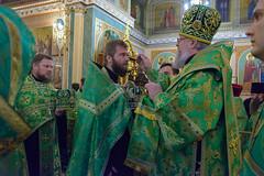 Вечерняя молитва накануне именин Правящего архиерея_25_ 02,11,2017