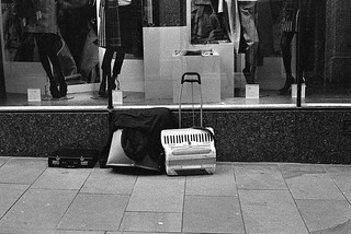 The Missing Busker Bergger Pancro 400/Beutler