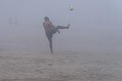 11072016-_DSC2005 (Paula Marina) Tags: beach brasil brazil bruma inverno litoral neblina nevoeiro névoa pg praiagrande winter
