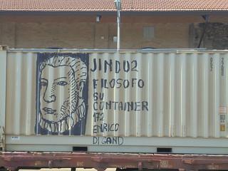filosofo su container 172