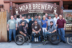 0 Moab Brewery Group Shot - photo by JasonGoodrich