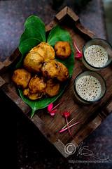 Ridge Gourd Pakoda (Sia Krishna) Tags: pakoda ridgegourd snacks deepfried foodstyling desi food foodie foodphotography foodblogger foodstilllifephotography indianfood indiancuisine indianrecipe recipe recipes