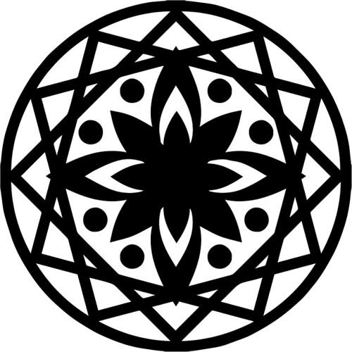 mandala 2 - floral