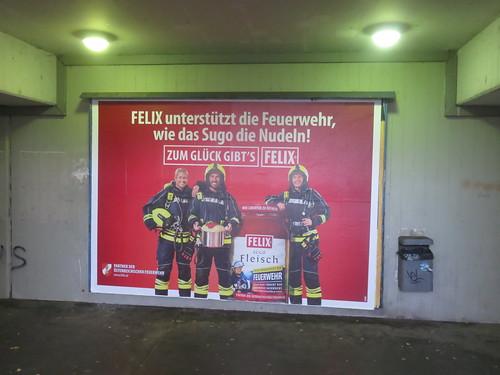 Brégence, Autriche