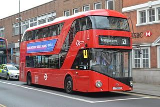 Go-Ahead London Central LT852 LTZ1852