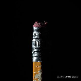 Sidelit Pencil MacroMondays