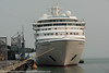 Pier 27 Seabourn Sojourn 10-2017 (daver6sf@yahoo.com) Tags: pier27 seabournsojourn cruiseship sanfranciscobay portofsanfrancisco