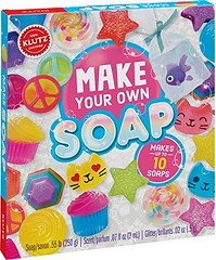 KLUTZ Make Your Own Soap Science Kit (saidkam29) Tags: klutz science soap